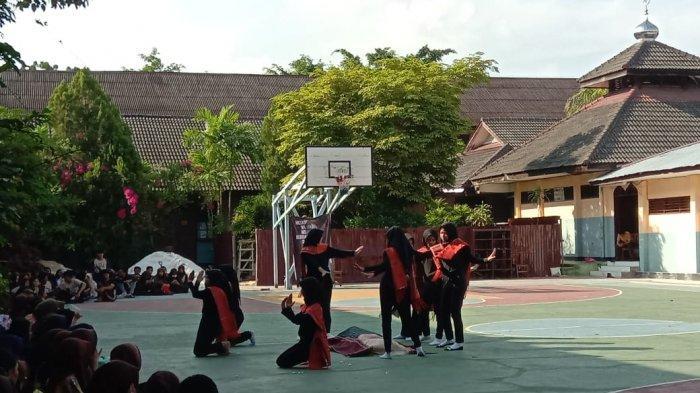 SMA Negeri 1 Balikpapan Mengadakan Pementasan Seni dan Drama, Tunjukan Kreativitas Siswa