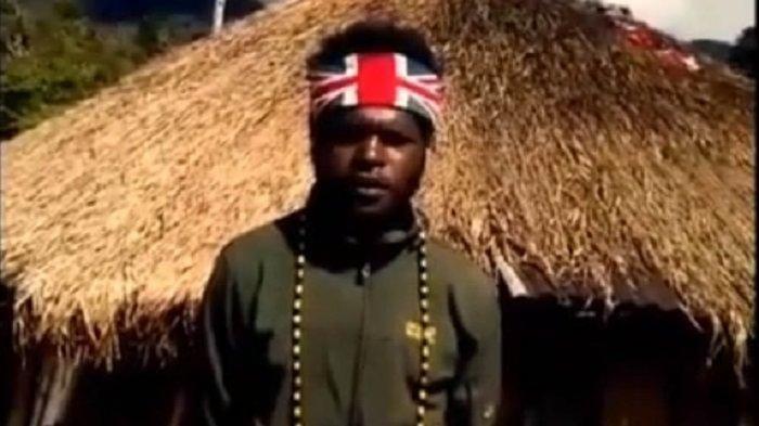 KKB Papua Pimpinan Egianus Kogoya Baku Tembak dengan TNI, Ini yang Dilakukan Jenderal Andika Perkasa
