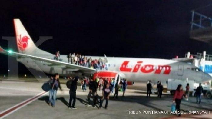 Panik, 10 Penumpang Lompat dari Sayap, Ini Kronologi Teriakan Bom di Pesawat Lion Air