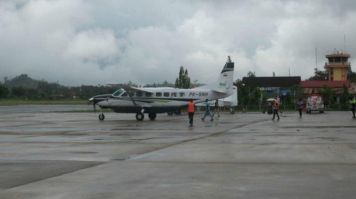 Larangan Mudik Hingga 17 Mei di Kaltara, Bandara Juwata Tarakan Tetap Layani Penerbangan Perintis