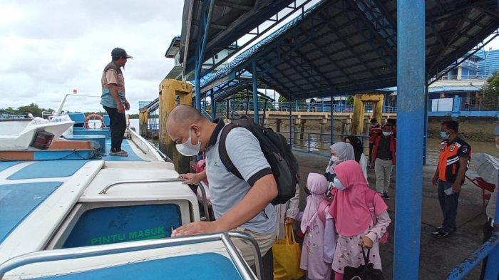Cek Jadwal dan Tarif Speedboat Berangkat dari Tanjung Selor Tujuan Tarakan, Bunyu dan Nunukan