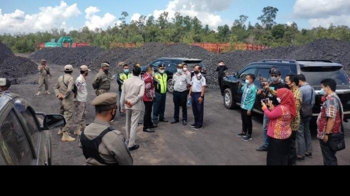 Penumpukan Batu Bara Tanpa Izin, Ketua DPRD Paser Ingin Aktivitas di Pelabuhan Tempayang Dihentikan