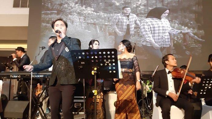 Cakra Khan dan Ganjar Pranowo Meriahkan Resepsi Pernikahan Anak Kapolda Kaltara Brigjen Pol Indrajit