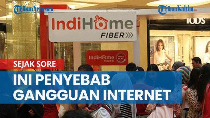 Selain Kaltim, Sejumlah Daerah di Indonesia Berikut Ini Alami Gangguan Jaringan Internet Telkomsel