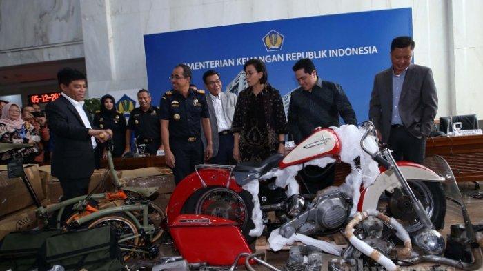 Imbas Kasus Penyelundupan Harley Davidson, Erick Thohir Pecat Lima Direksi Garuda Indonesia