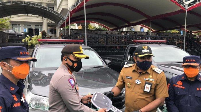 Cegah Karhutla di Kutim, BPBD Gelar Apel Gabungan Siaga Kebakaran