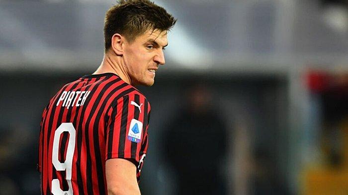 Man United Bisa Gagalkan Rencana Jose Mourinho Rekrut Striker AC Milan Krzysztof Piatek ke Tottenham