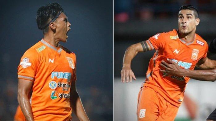 Hasil akhir, Friksi Lerby Eliandry dan Matias Conti, Warnai Kekalahan Borneo FC atas Persija Jakarta