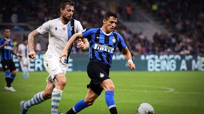 Jadwal dan Prediksi Inter Milan vs Napoli Semifinal Coppa Italia, Panggung Alexis Sanchez