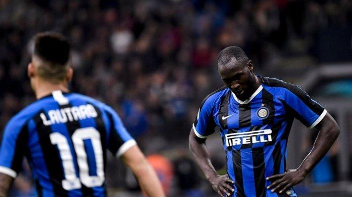 Ceroboh Bongkar Skuad Inter Milan Terjangkit Gejala Virus Corona, Romelu Lukaku Bakal Disanksi