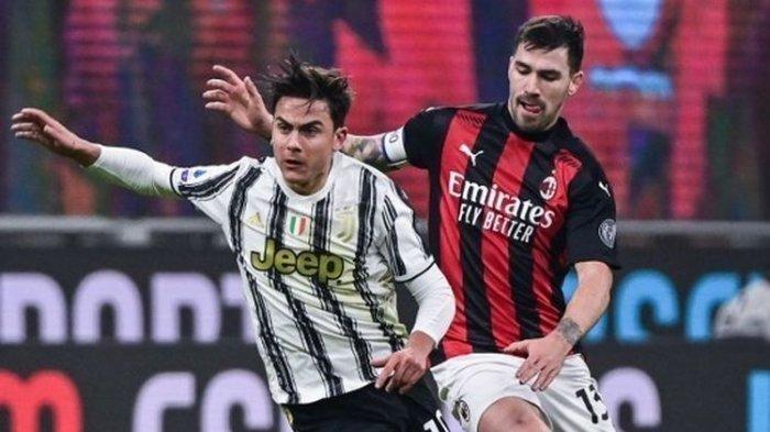 Update Liga Italia, Hitung-hitungan AC Milan atau Juventus yang Lolos Liga Champions, Tersisa 5 Laga