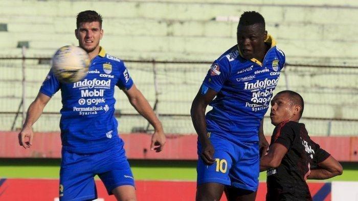 Kabar Baik untuk Bobotoh, Ezechiel NDouassel Kembali, Langsung Targetkan Gawang Bali United?