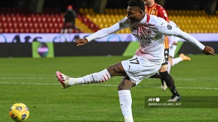 Update Bursa Transfer Liga Italia, Dapat Striker Brasil, AC Milan Buang Penyerang Muda Portugal