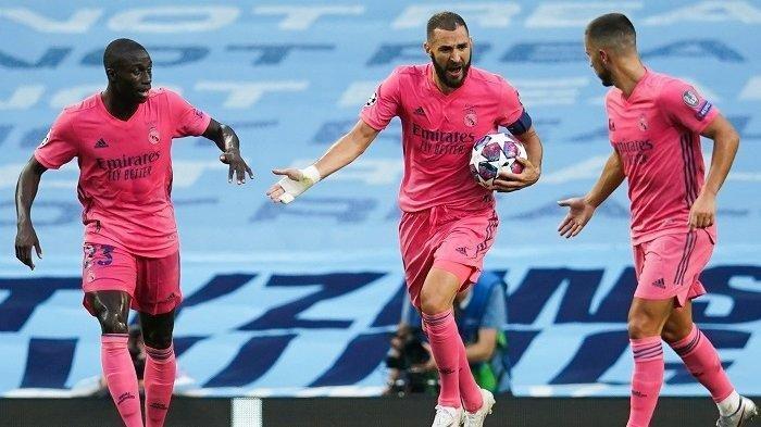 Hasil Liga Spanyol: Laga ke-150 Tim Zidane Kalah dari Cadiz, Real Madrid Tetap Kokoh di Puncak