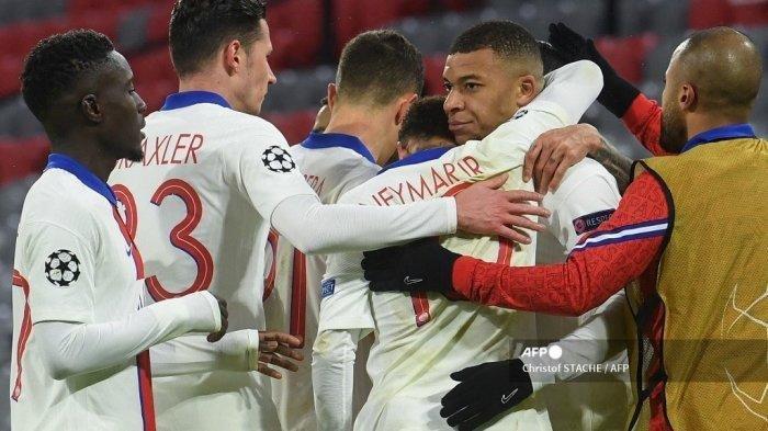 Hasil Liga Champions Bayern Munchen vs PSG Mbappe dkk Sudah Belajar, FC Porto vs Chelsea Bakal Lolos