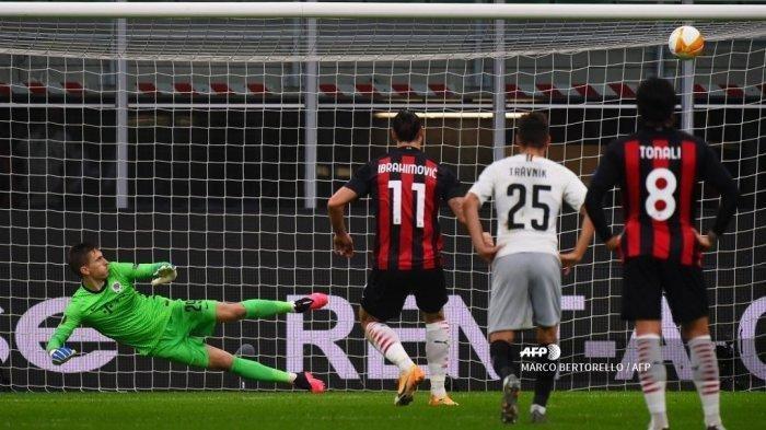 Info Liga Italia, AC Milan Jadi Raja Penalti, Dekati Rekor Barcelona & Lazio, Sassuolo Urutan Kedua