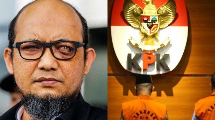 Blak-Blakan, Novel Baswedan Bocorkan Isu Dirinya Disingkirkan dari KPK Via Tes Wawasan Kebangsaan
