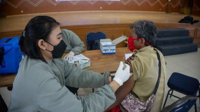 Target 1.000 Lansia Disuntik Vaksin Sinovac di Kutim, Penerima Silakan Datangi Puskesmas Terdekat