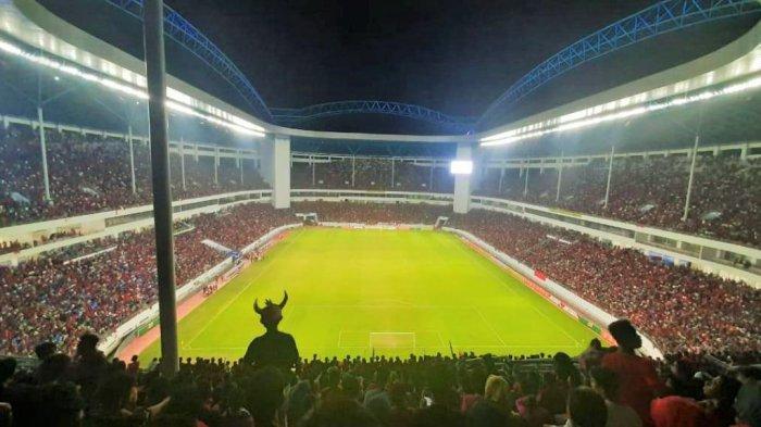 Antusias Penonton Indonesia vs Malaysia, Stadion Batakan Masih Berpeluang jadi Venue Piala Dunia U20