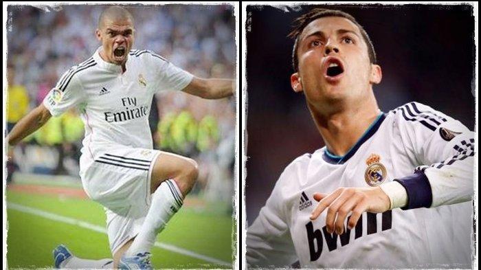 Liga Champions: Porto vs Juventus, Laga Panas Hancurkan Persahabatan, Pepe Janji Buat Ronaldo Memble