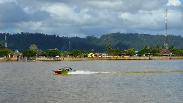 Polres Bulungan Cari Pembuang Bayi di Sungai Kayan Tanjung Selor Kaltara, Begini Keterangan Dokter