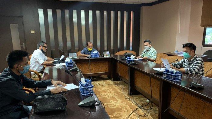 Pansus LKPj Bentukan DPRD Kaltim Panggil Sejumlah OPD dan Perusda