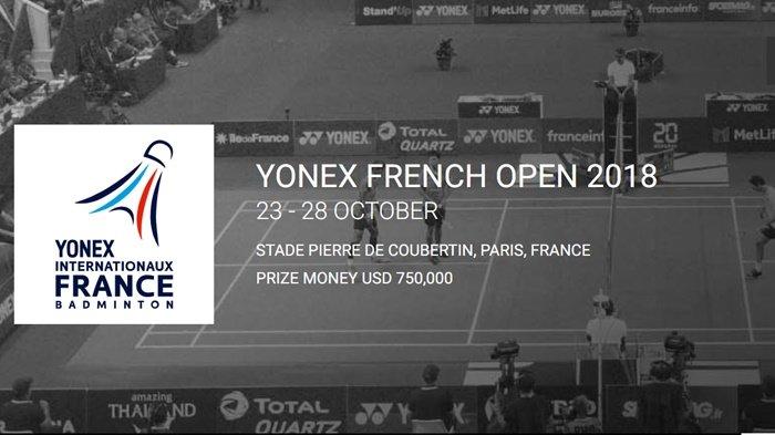 BWF Tournament Lanjut ke Perancis Open 2018, Peringkat 1 Kuasai Semua Sektor di Denmark Open 2018