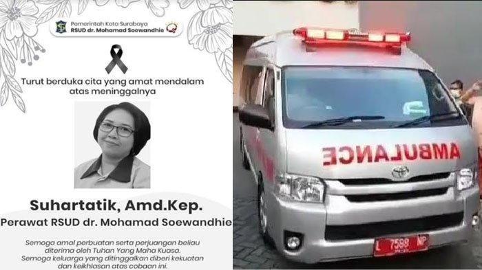 Virus Corona di Wilayah Risma Kembali Makan Korban, Dokter dan Perawat di Surabaya Meninggal Dunia