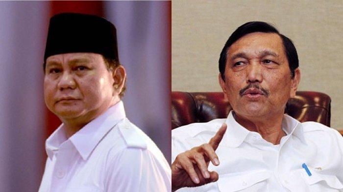 Percakapan Telepon Terungkap, Prabowo Ngaku ke Luhut Terapi di Luar Negeri, Tanggal 3 Janji Balik
