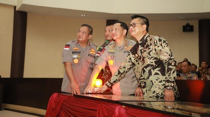 Tito Karnavian Ditunjuk Presiden Jokowi jadi Mendagri, Begini Komentar Kapolda Kalimantan Utara