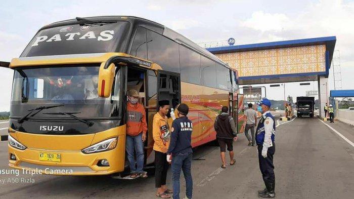 Polda Kaltim Dirikan Pos Penyekatan di Batas Provinsi, Kendaraan untuk Mudik Diminta Putar Balik
