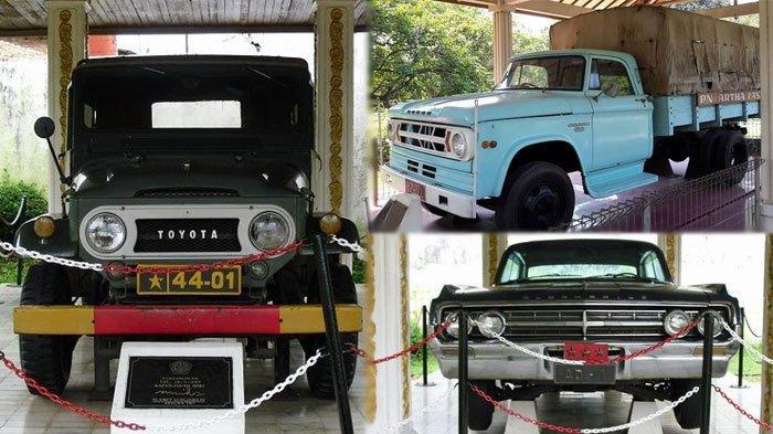 Peringati Hari Kesaktian Pancasila, Inilah 4 Mobil Bersejarah dalam Tragedi G30S/PKI
