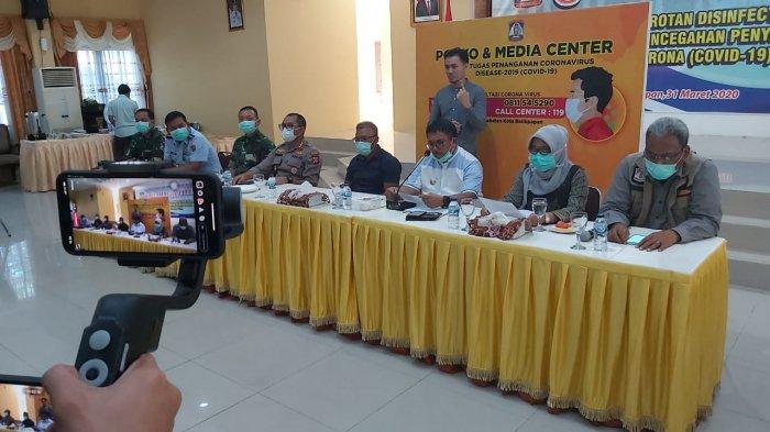 Asrama Haji Batakan Buat Pasien Virus Corona, Walikota Balikpapan Beber Tinggal Tambah Tenaga Medis