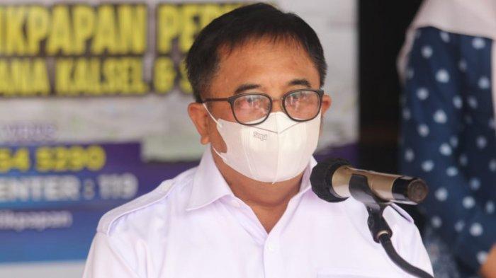 Protes Minta PKL Ditertibkan, Walikota Rizal Effendi Terima Whatsapp dari Pedagang Pasar Pandansari