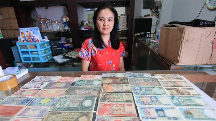 Hobi Numismatik Lily Epiphany Enggan Jual Uang Kuno Seri Soekarno, Langka & Untuk Koleksi Pribadi!