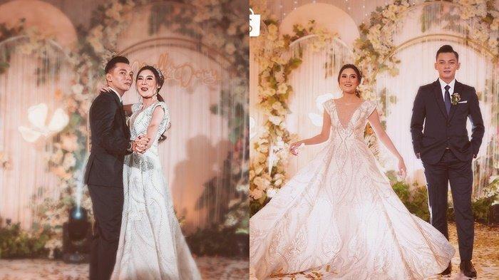 Pernikahan Nella Kharisma dan Dory Harsa