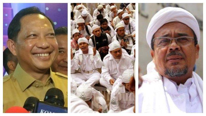 Perpanjangan SKT FPI Belum Dikeluarkan Kemendagri, Bagaimana Nasib Ormas Pimpinan Rizieq Shihab?