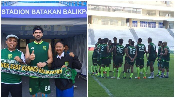 Persebaya vs PSM Makassar Liga 1 di Balikpapan Kaltim Tanpa Penonton, Bonek akan Nobar di Tempat Ini