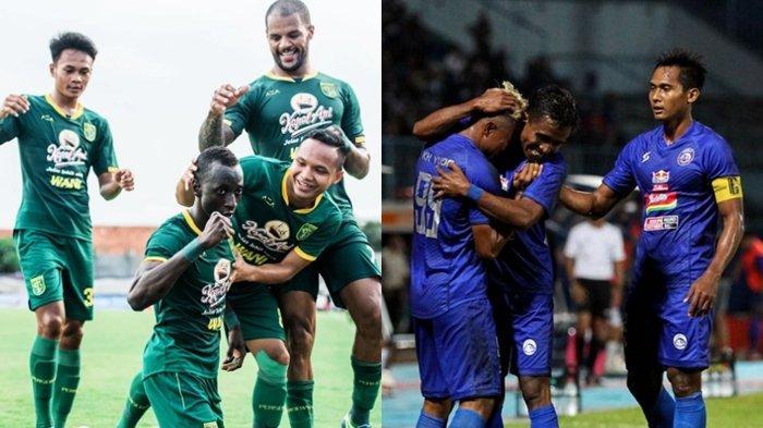 Persebaya Surabaya dan Arema FC Kompak Tentukan Pemain di Posisi Penting Ini Jelang Liga 1 2020