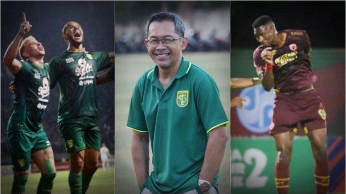 Persebaya vs PSM Makassar Laga Spesial Aji Santoso, Sebut Juku Eja Lebih Diunggulkan, Simak Faktanya