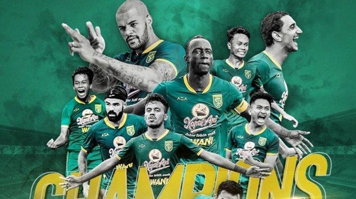 Tumpah Ruah Bonek Rayakan Kemenangan Persebaya Surabaya atas Persija Jakarta, Rindu Juara?