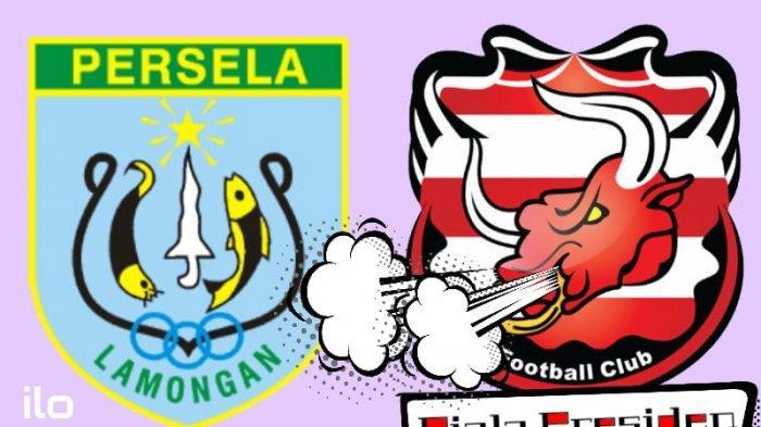 Live Streaming Derby Jawa Timur Persela vs Madura United Berebut Tiket Semifinal, Pukul 15.30 WIB