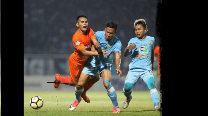 KalahGara-gara Kesalahan Sendiri, Pelatih Borneo FC Berang