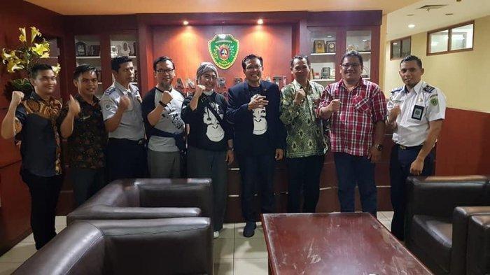 Juru Bicara Presiden Jokowi Kunjungi PPU, Fadjroel Rencana Akan Gelar Marathon Indonesia Maju di IKN
