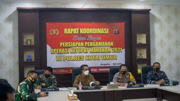 Operasi Ketupat Mahakam Bakal Digelar Polres Kutim, Kapolres Tegaskan Hal Penting Jelang Idul Fitri
