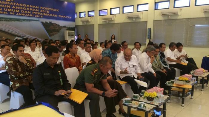 Presiden Jokowi Hari Ini Berdialog dengan Pejabat Kalsel Lewat Teleconference