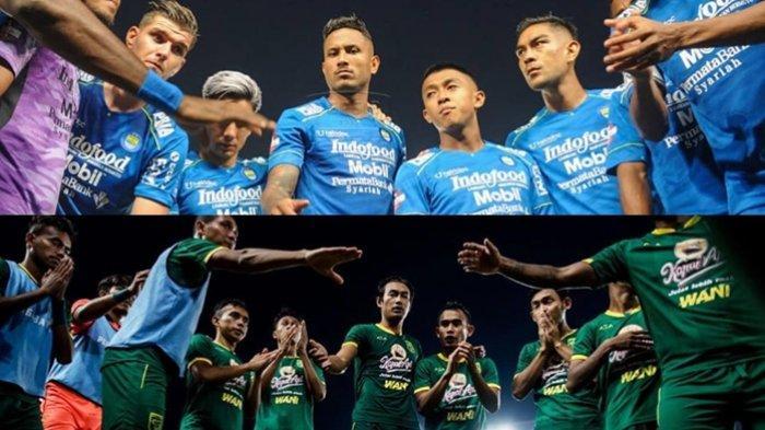 Setelah Kalahkan Arema FC, Persib Bandung Kompak dengan Persebaya Hadapi Mantan di Liga 1 2020