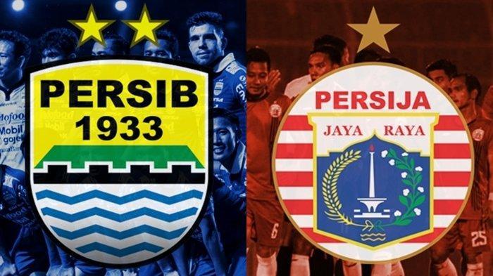 Jadwal Liga 1 2020 Persib vs Persija, Duel Big Match Tanpa Bobotoh dan The Jak Mania