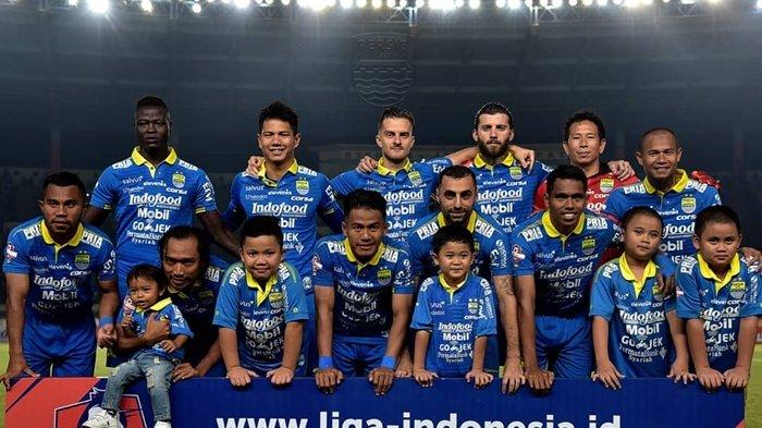 LIVE STREAMING Persija vs Persib Bandung, Tim Tamu Bawa Misi Tak Mau Kalah 3 Kali Beruntun