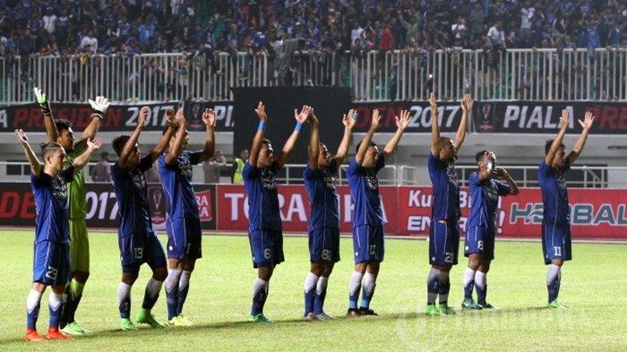 Jumlah Pengeluaran Persib Bandung Akibat Tersandung Sanksi Komdis PSSI Selama Liga 1 2018